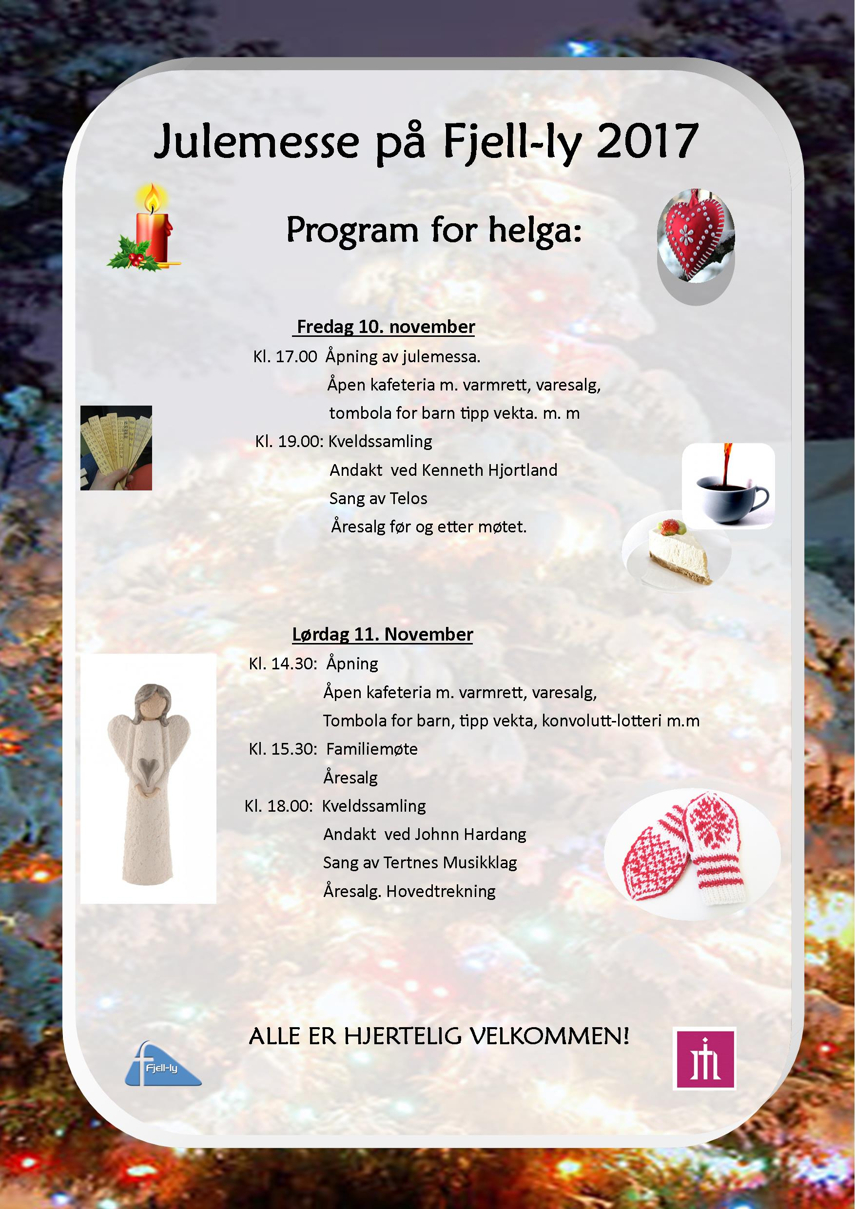Plakat julemessa 2017 program