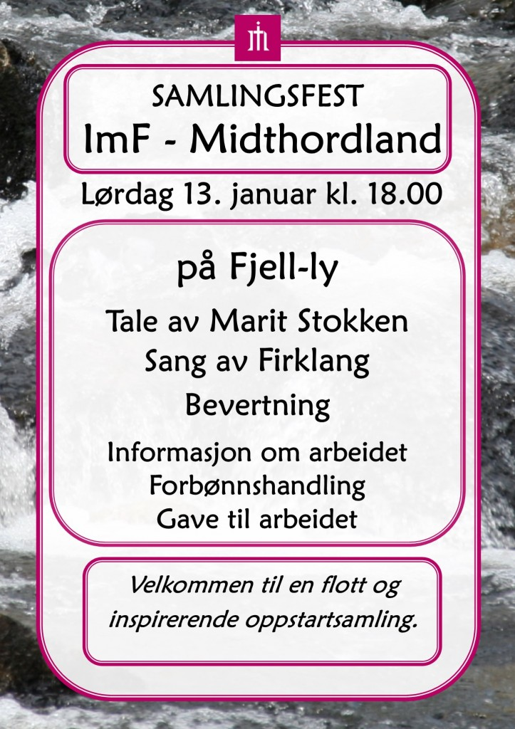Samlingsfest Fjell-ly 13. jan 2018